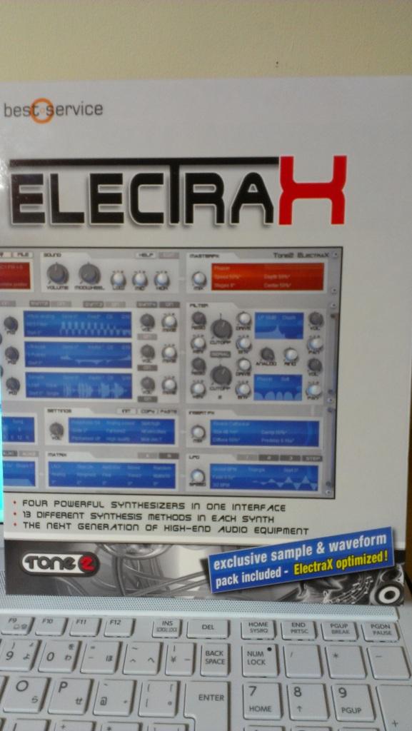 electraX