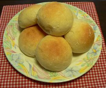 塩麹○パン