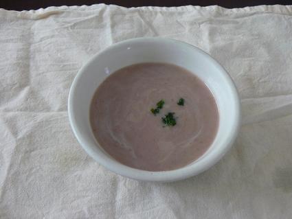 金時スープ
