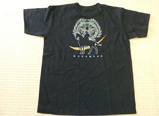 政宗Tシャツ