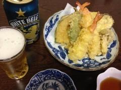 晩酌20141011