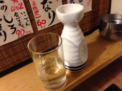 二代め鮨浪花:ポン酒