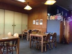 山本屋食堂:店内