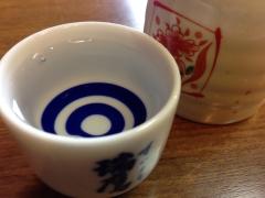 山本屋食堂:ポン酒