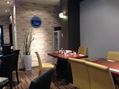 CAFE de 水道町:店内
