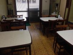 きやす食堂:店内