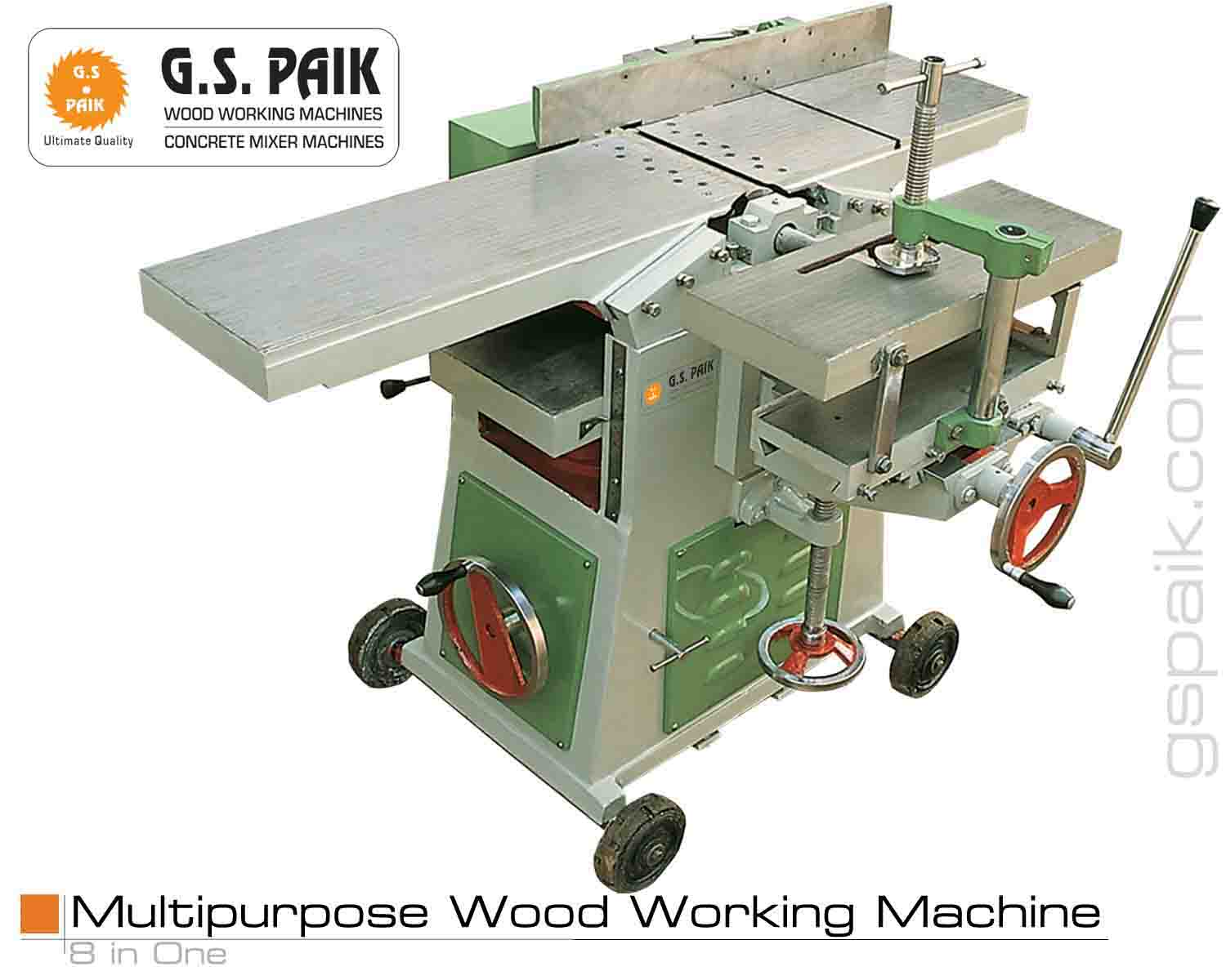 wood machinery