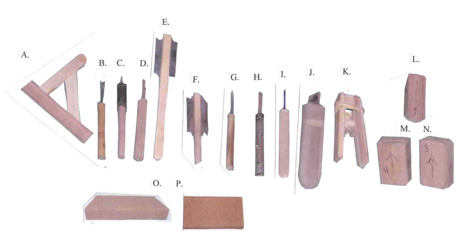 Woodwork Tool Names Free Download PDF Woodworking ...