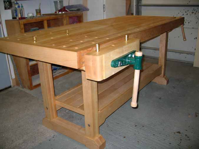 woodworking bench hardware