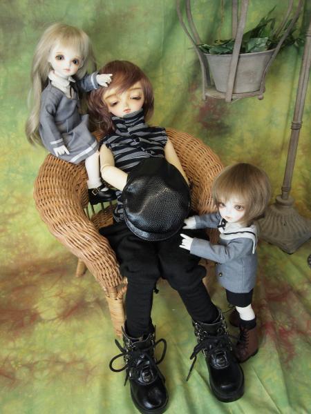 チビったんずinお人形のくに 10