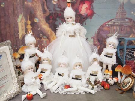 白雪姫と七人の小人?