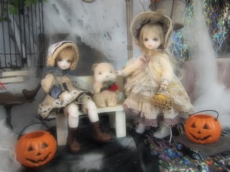 フロシキちゃん+蕗・宇大 13]