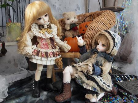 フロシキちゃん+蕗・宇大 10