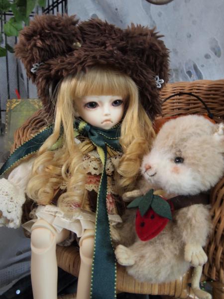 フロシキちゃん+蕗・宇大 5