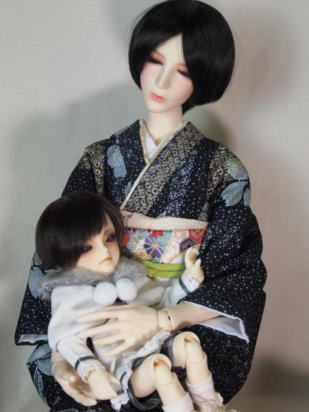 摩瑠と若君 お出かけ撮影会 1