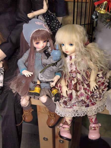 お人形のくに コラボイベント 20