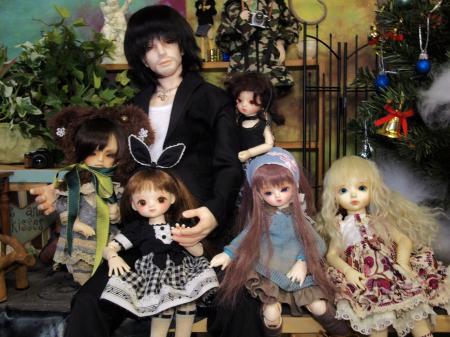 お人形のくに コラボイベント 17