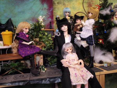 お人形のくに コラボイベント 13