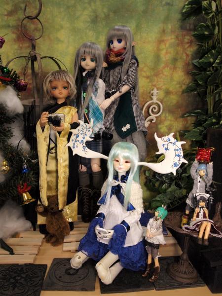 お人形のくに コラボイベント 7