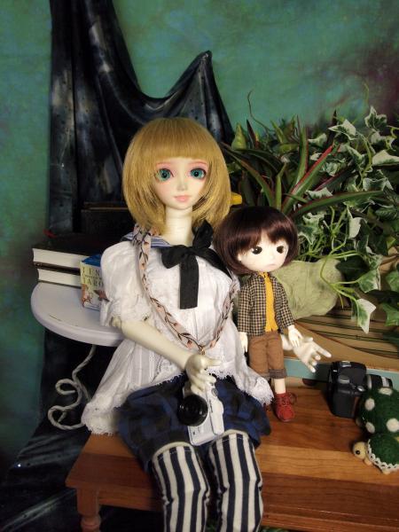 お人形のくに コラボイベント 4