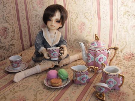 三時のお茶会 3