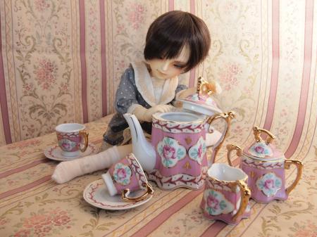 三時のお茶会 1