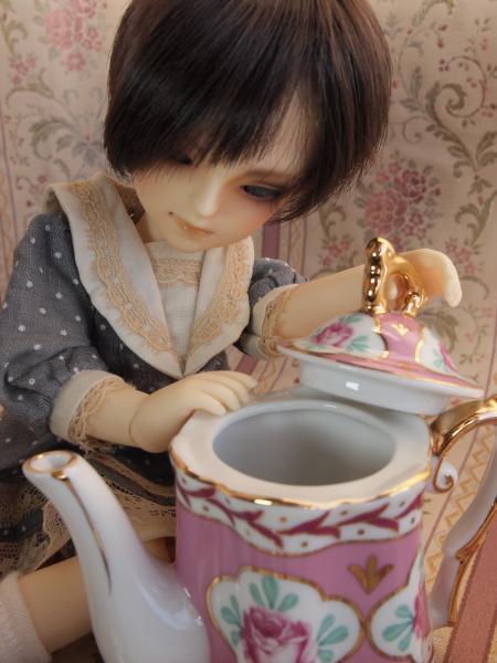 三時のお茶会 2