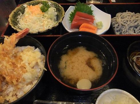 「天ぷら・和食 えびす屋」
