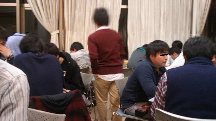 茶話会2013-2
