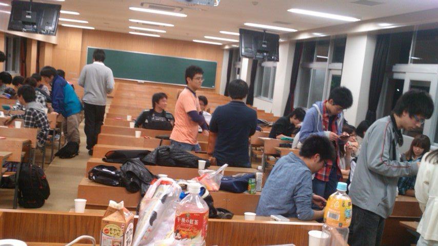 茶話会2013-3-2