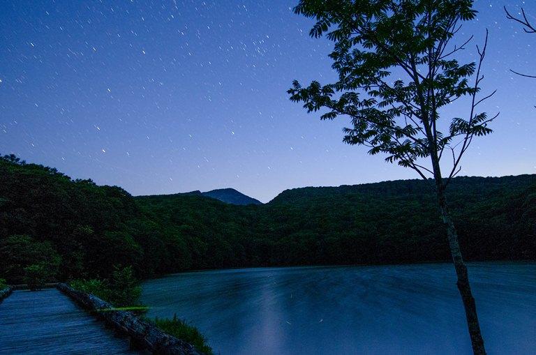 20120718-星空と蛍