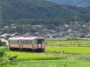 JR姫新線の列車