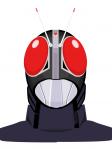 仮面ライダー Black RXのイメージイラスト