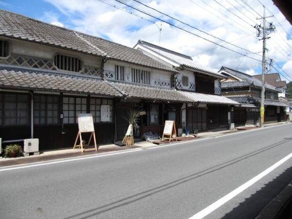 江戸時代そのものの景観