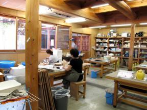 陶芸体験施設
