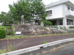 亀甲岩 全景