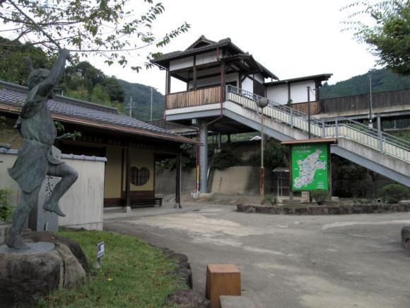 宮本武蔵駅 全景