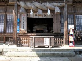 拝殿 その2
