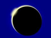 日食イメージ画像