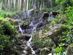 小滝 上の段