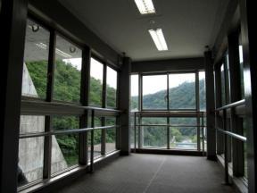 堤体内見学室