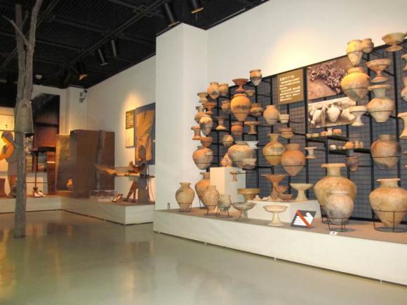 展示室1 弥生時代の生活関係
