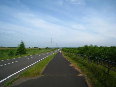 湿原横断道路
