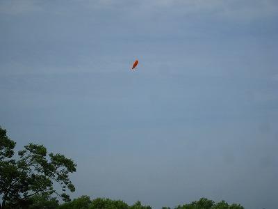 ミニ飛行船