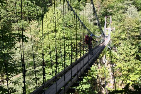 東谷吊り橋1