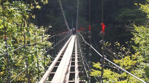 東谷吊り橋2