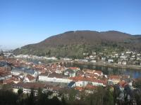 城からの風景1