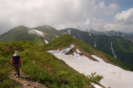 35寒江山へ