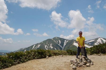 150小朝日岳