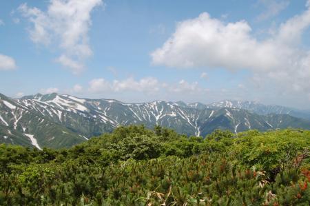 151小朝日岳